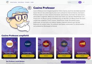Casino Professor